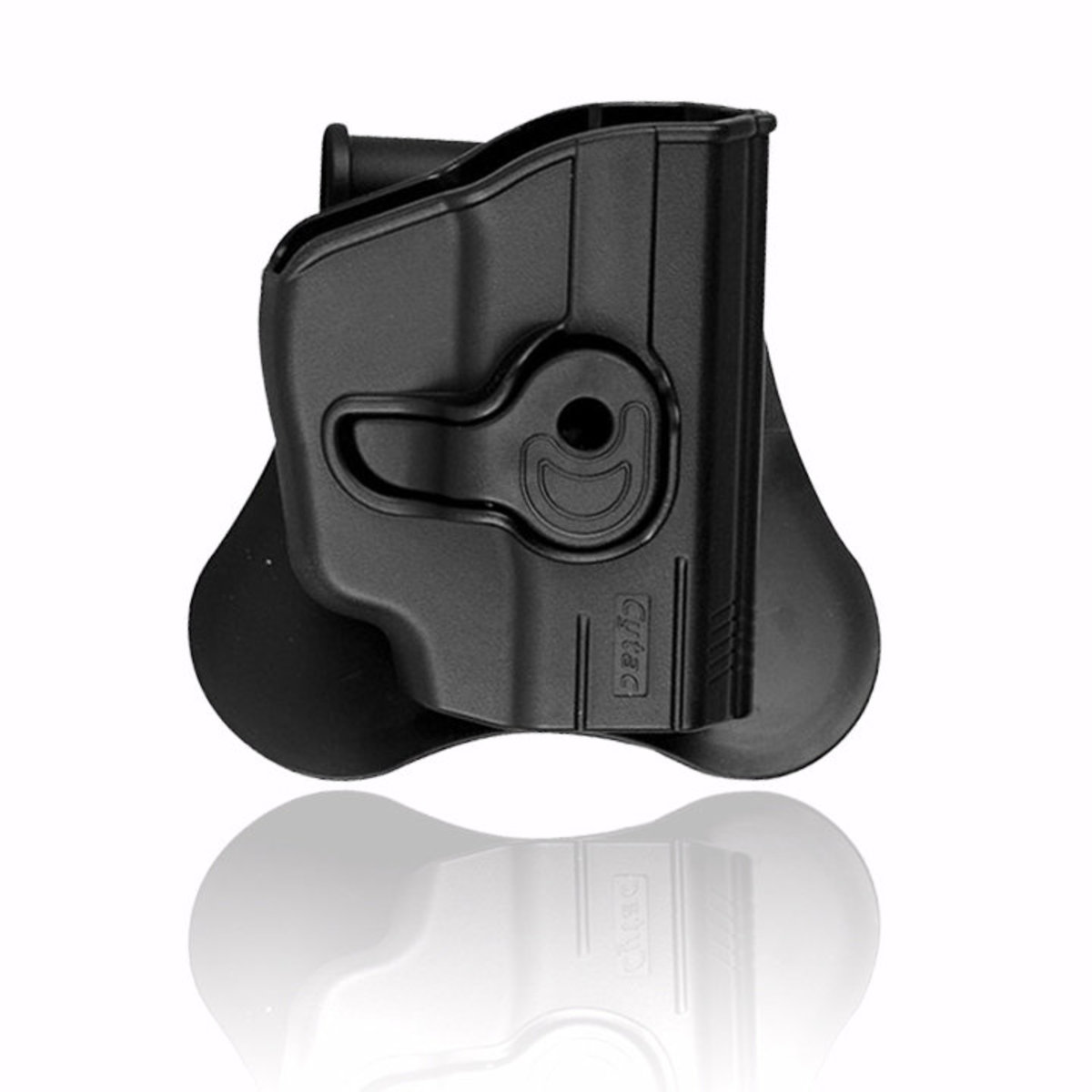 View larger image of Cytac OWB Holster - Fits Ruger LC9 with Crimson Trace Laser