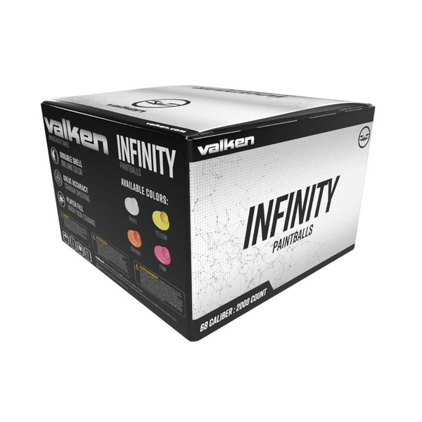 View larger image of Valken Infinity .68 Caliber Paintballs - 2,000 Count