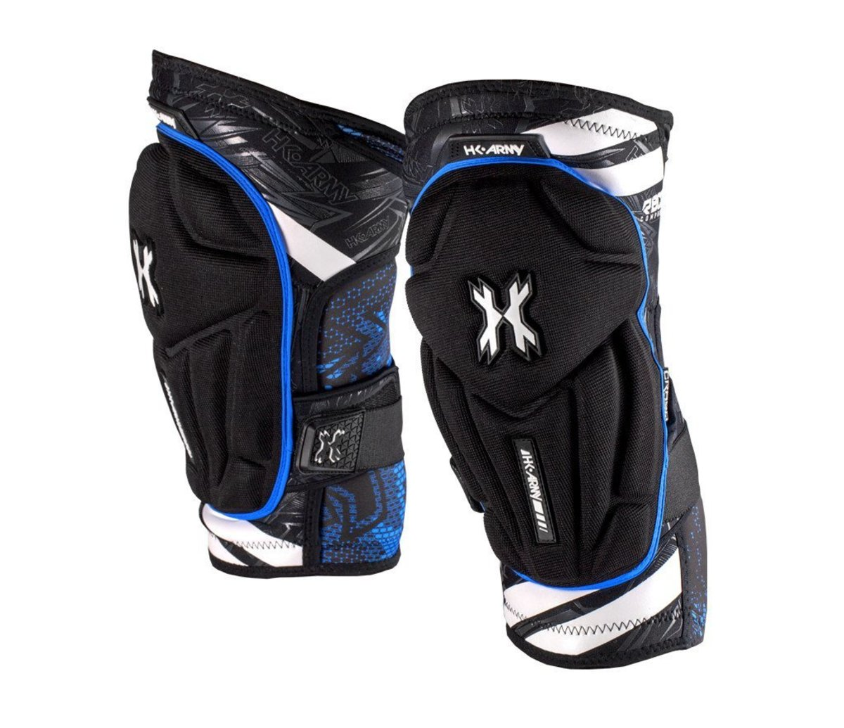 View larger image of HK Army Crash Paintball Knee Pads