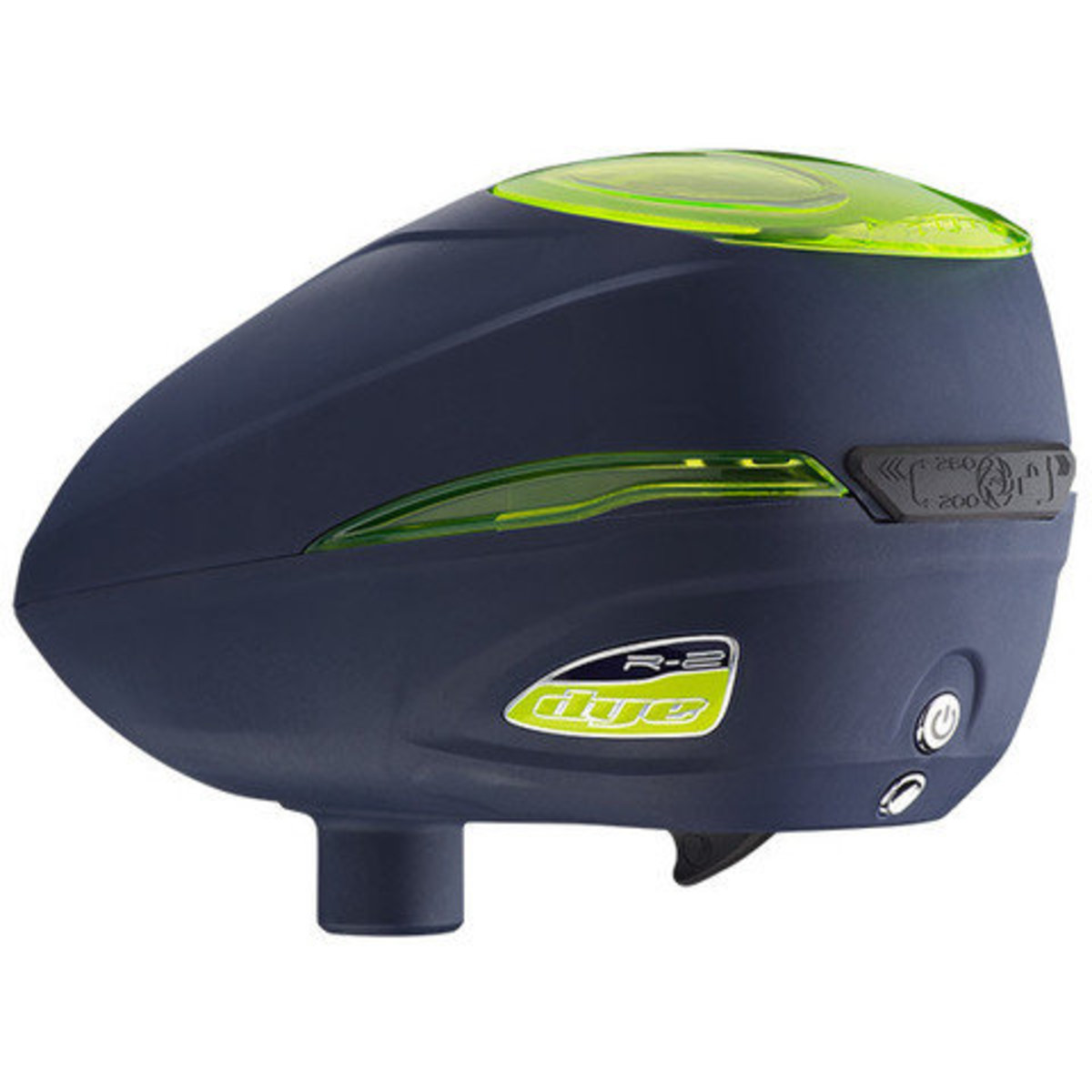 View larger image of Dye Rotor R2 Paintball Loader