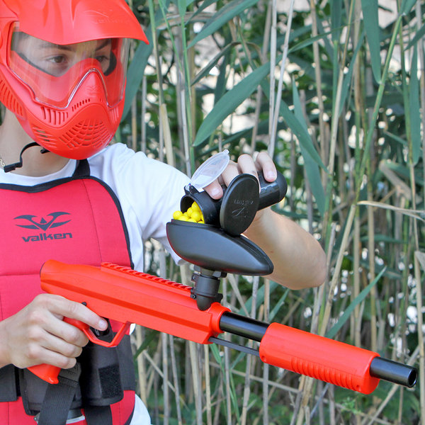 View larger image of GOTCHA 120 Round Paintball Loader