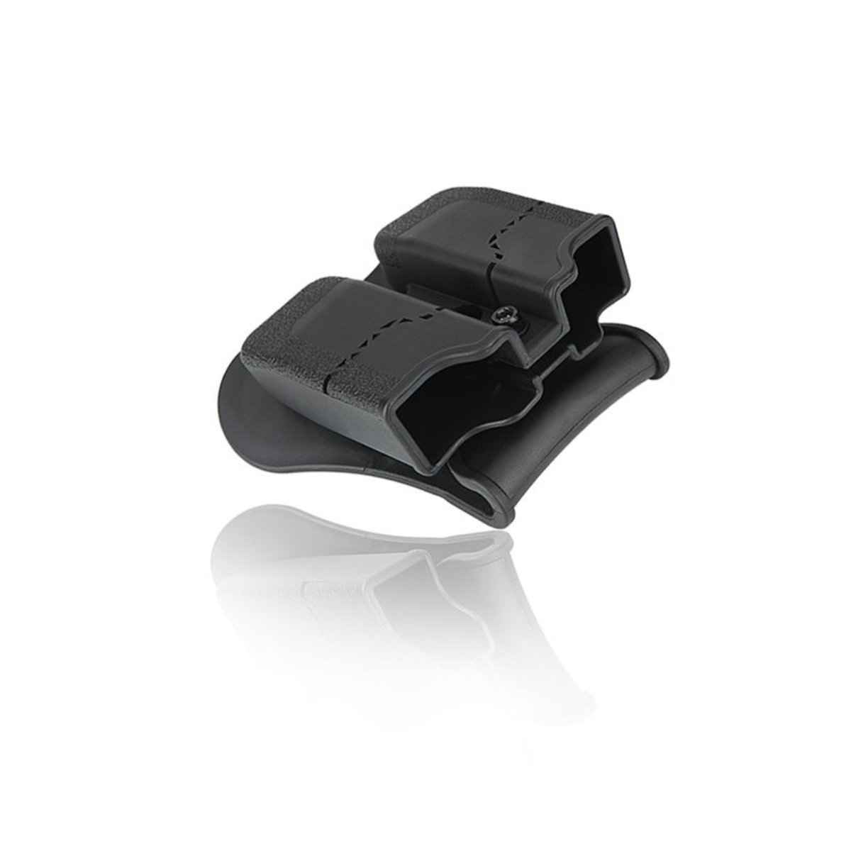 View larger image of Cytac Double Magazine Pouch - Fits Beretta, H&K, Ruger, S&W, Taurus, Sig Sauer, Jericho