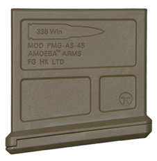 Ares Amoeba 60rd Striker Sniper Rifle Airsoft Magazine
