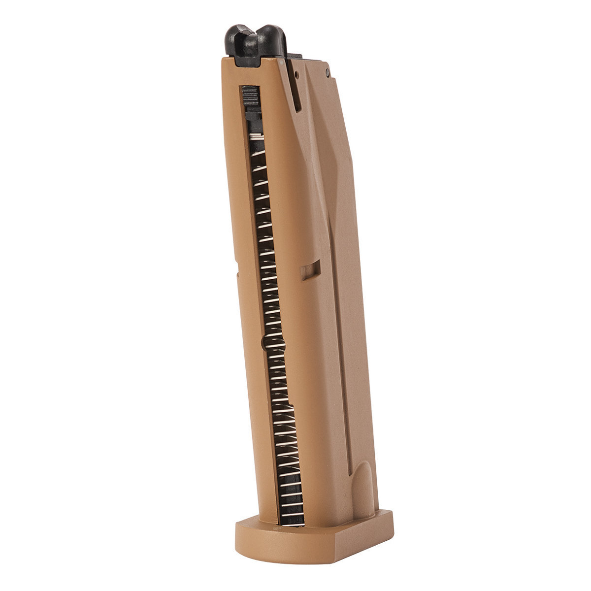 View larger image of Umarex 26rd Beretta M9 A3 CO2 Airsoft Magazine - Tan