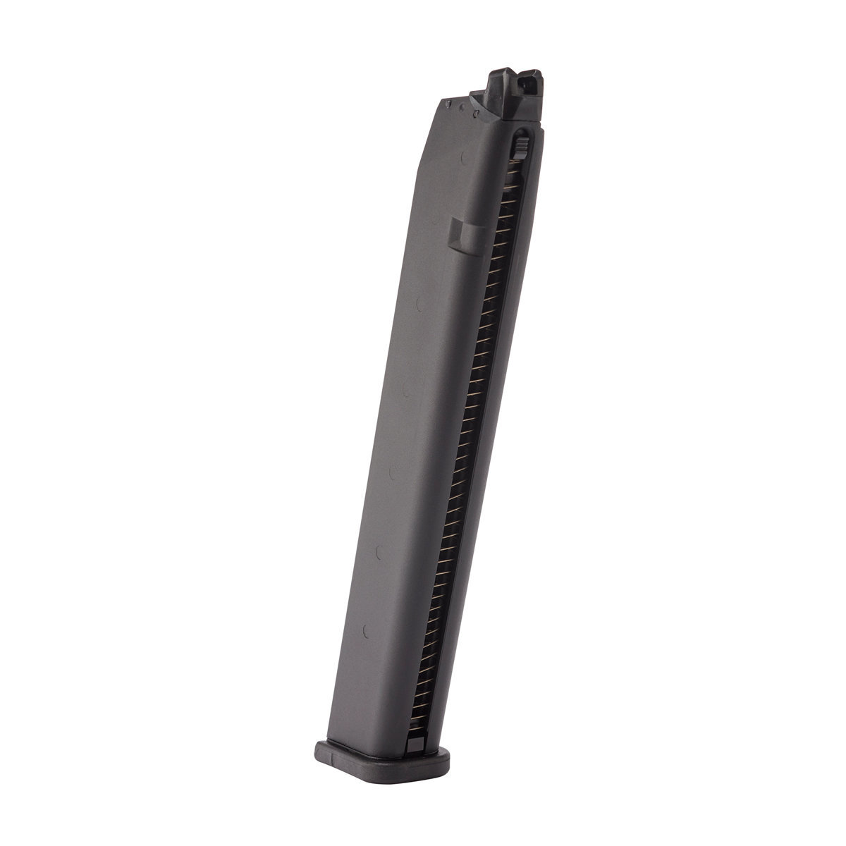 View larger image of Umarex 50rd GLOCK 17, 18, 19, 19X GBB Extended Airsoft Magazine (VFC)