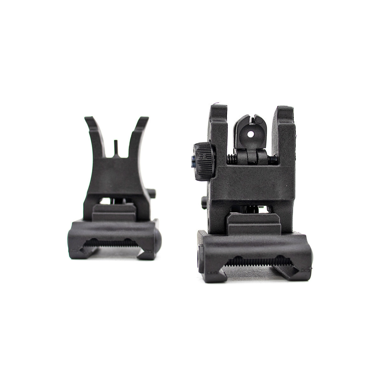 View larger image of Valken M17 Front and Rear Flip-Up Iron Sights