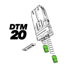 Eclipse DTM-20 Spring & Follower Kit - 12 pack