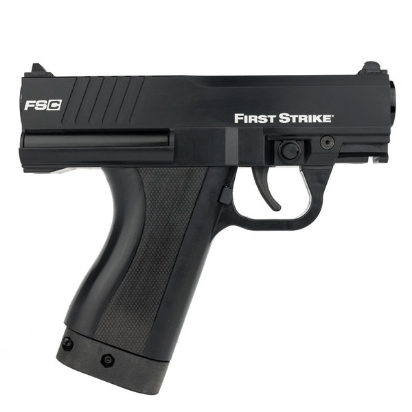 View larger image of First Strike Compact Paintball Pistol with 2 Mags - Black