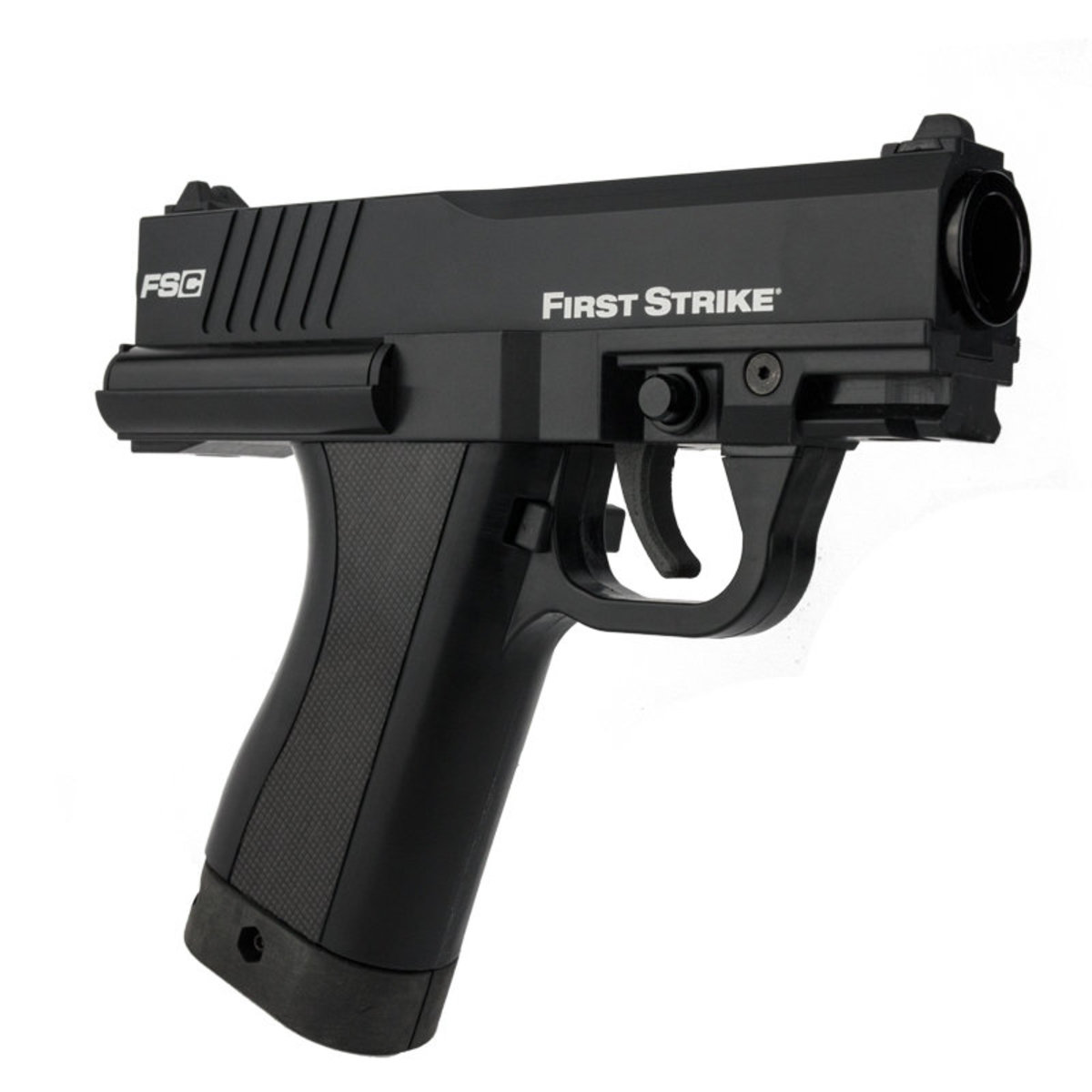 View larger image of First Strike FSC Compact Paintball Pistol with 2 Mags - Black