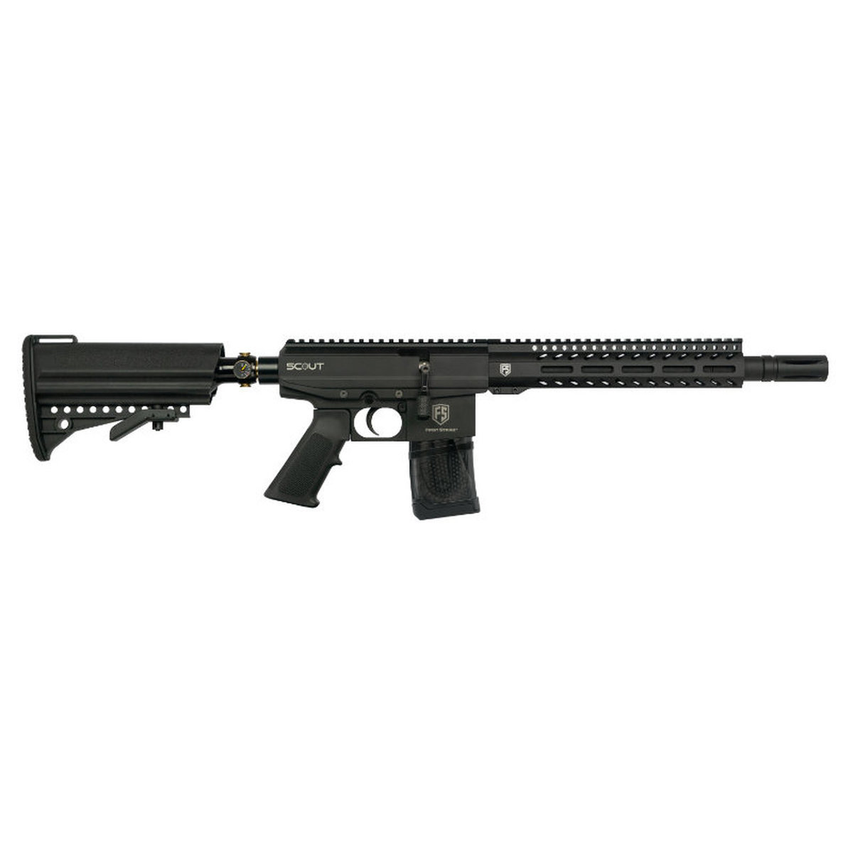 View larger image of First Strike T15 Scout Bolt Action Paintball Gun