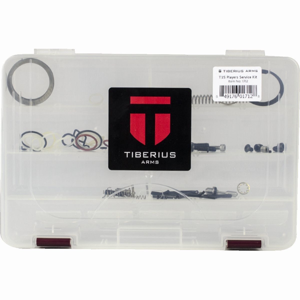 View larger image of Tiberius First Strike T15 Players Service Kit