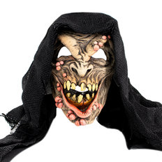 Zombie Shoot Mask