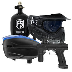 Experienced Paintball Package