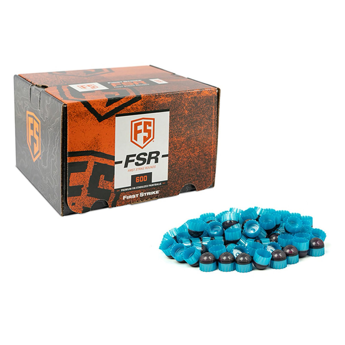 View larger image of First Strike FSR .68 Caliber Paintballs