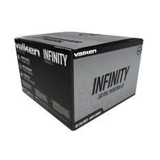 Valken Infinity .50 Caliber Paintballs - 4000rd Case