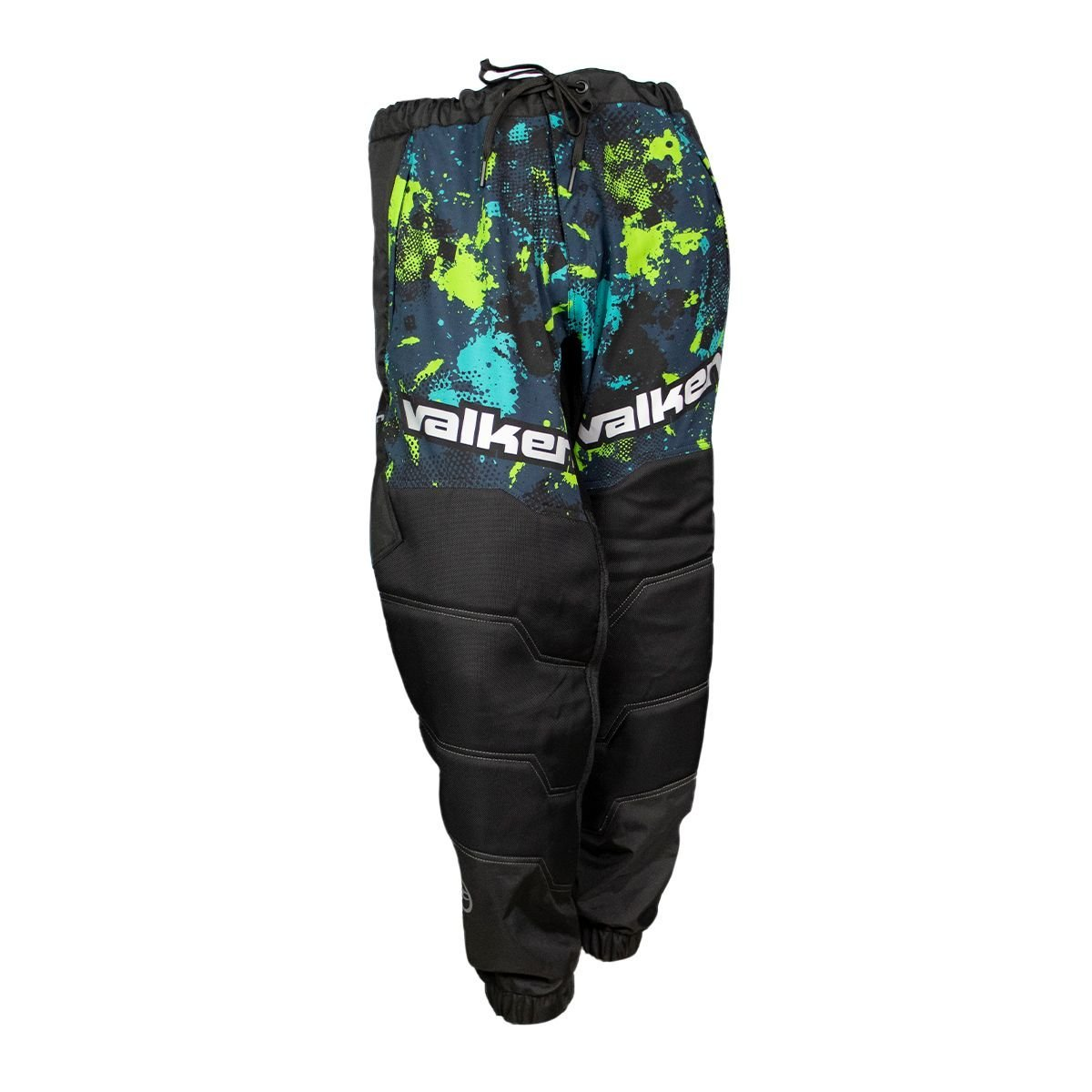 View larger image of Valken Fate GFX Jogger Paintball Pants - Green Abstract