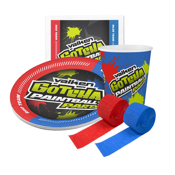 View larger image of Gotcha Paintball Party Kit