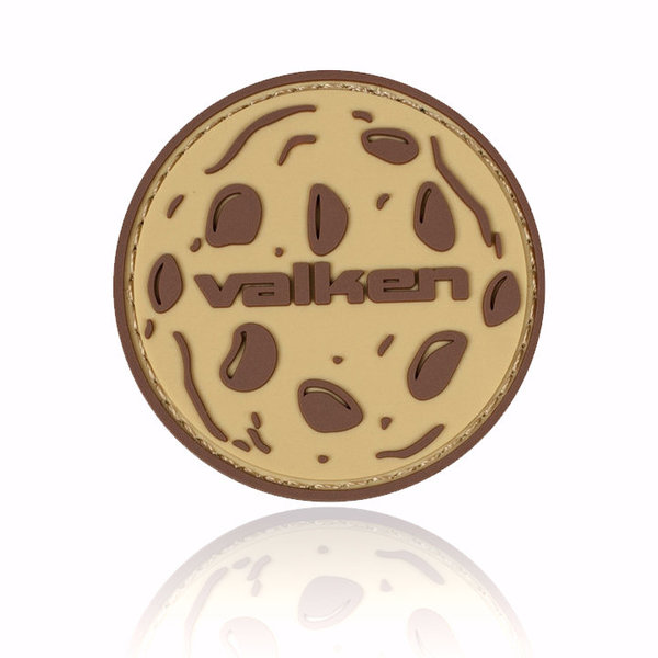 """View larger image of Valken Cookie 2"""" x 2"""" Clothing Patch"""