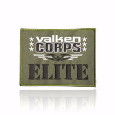Valken Corps Elite Embroidered Morale Patch
