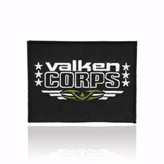 Valken Corps Embroidered Morale Patch