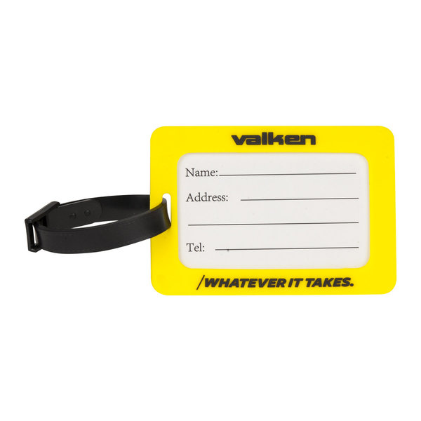 """View larger image of Valken Luggage Tag (2.75"""" x 4"""")"""