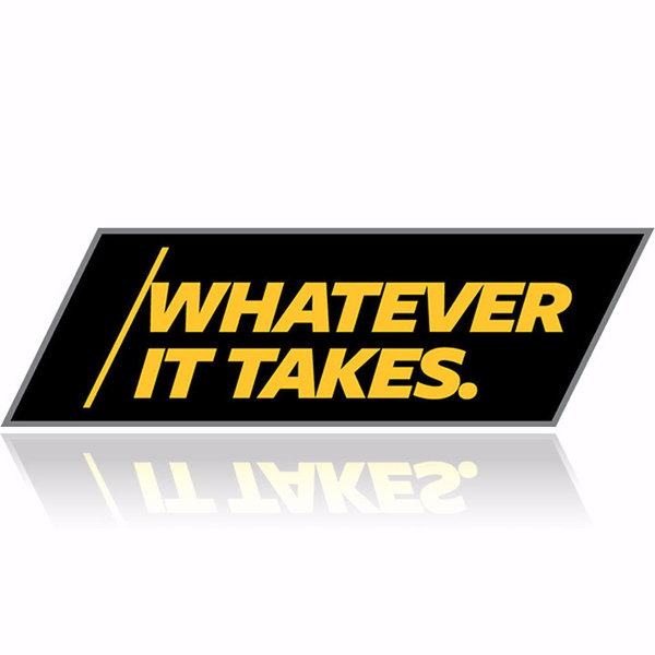 View larger image of Valken Whatever It Takes Logo Morale Patch