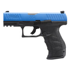 Umarex T4E Walther PPQ .43 Cal Paintball Pistol - Blue