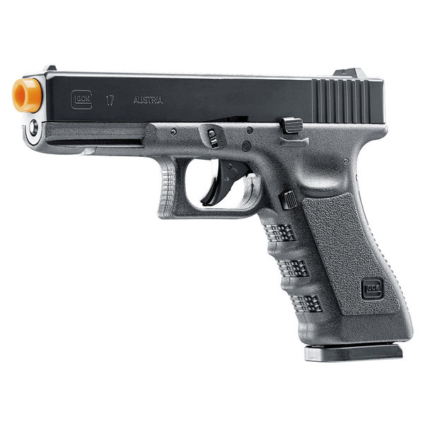View larger image of Umarex GLOCK 17 Gen3 CO2 Half-Blowback w/ 2 Magazines