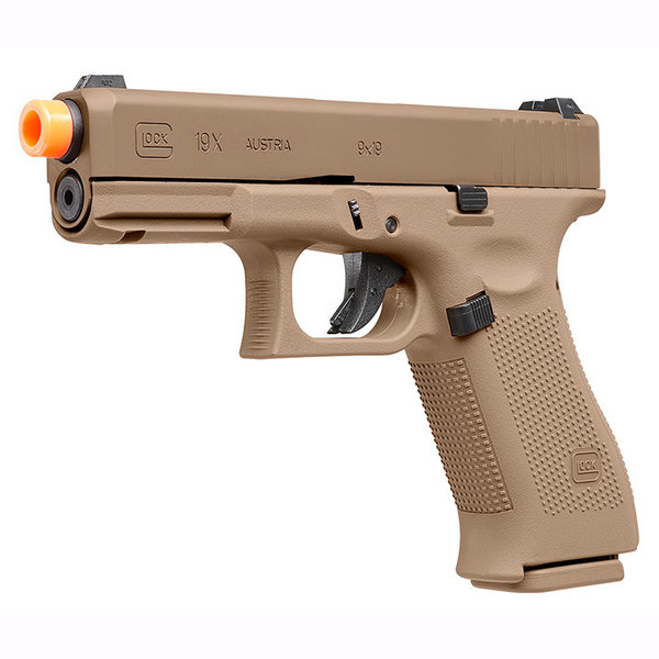 View larger image of Umarex GLOCK 19X GBB Airsoft Pistol (VFC)