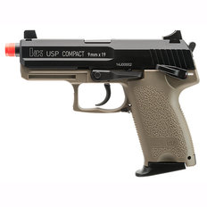 Umarex H&K USP Compact Tactical GBB Airsoft Pistol (KWA)