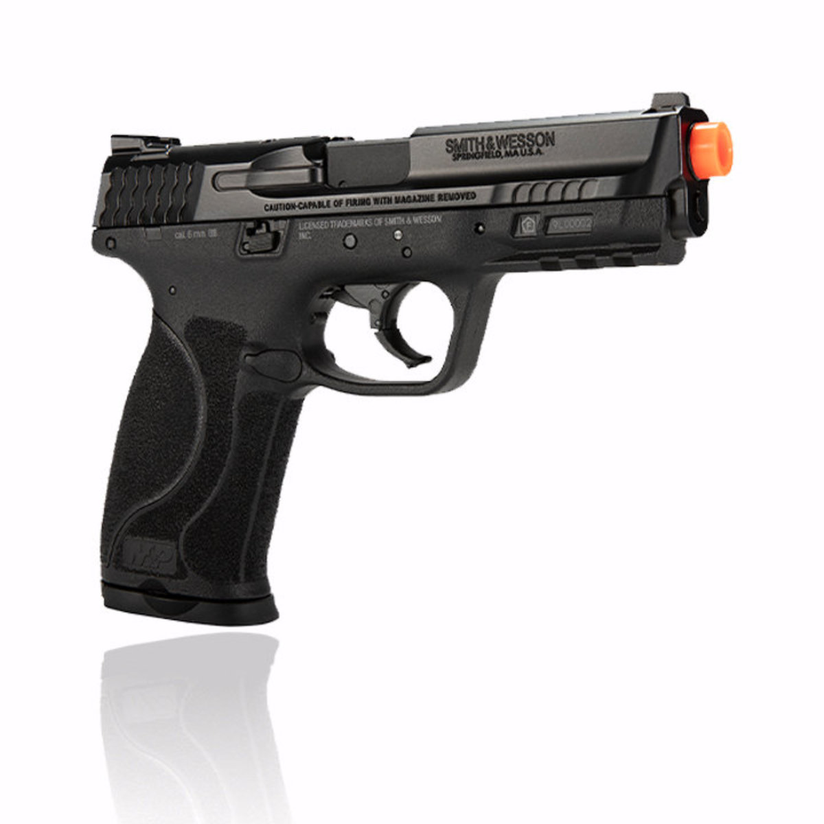 View larger image of Umarex S&W M&P9 M2.0 CO2 Half-Blowback Airsoft Pistol