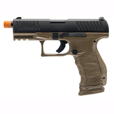 Umarex Walther PPQ Tactical GBB Airsoft Pistol (VFC)