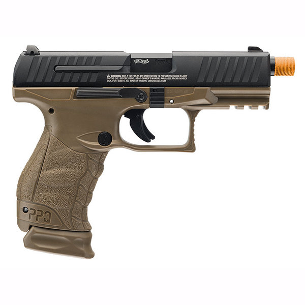 View larger image of Umarex Walther PPQ Tactical GBB Airsoft Pistol (VFC)