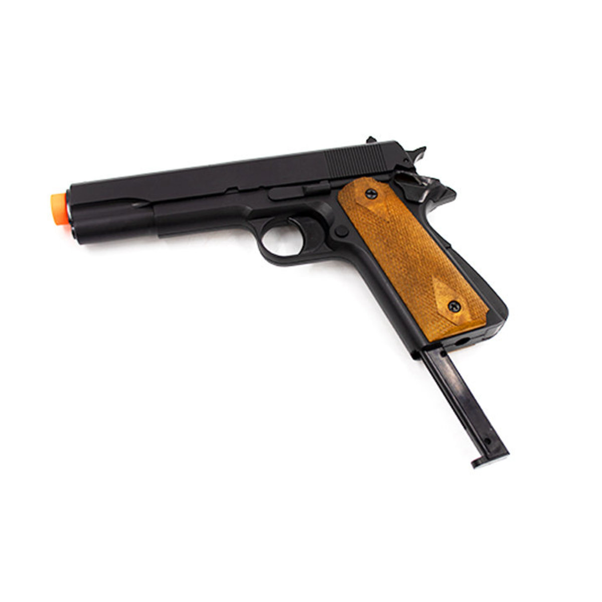 View larger image of Valken Infinity 1911 Green Gas Non-Blowback Airsoft Pistol