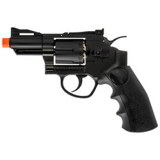"Valken 2.5"" CO2 Powered Airsoft Revolver"