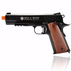 Valken S&W 1911 TAC Gen3 CO2 Blowback Airsoft Pistol