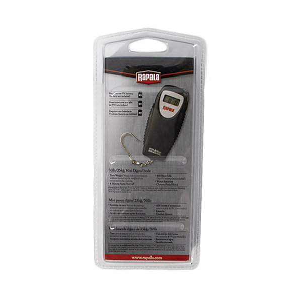 View larger image of Rapala Mini Digital Scale