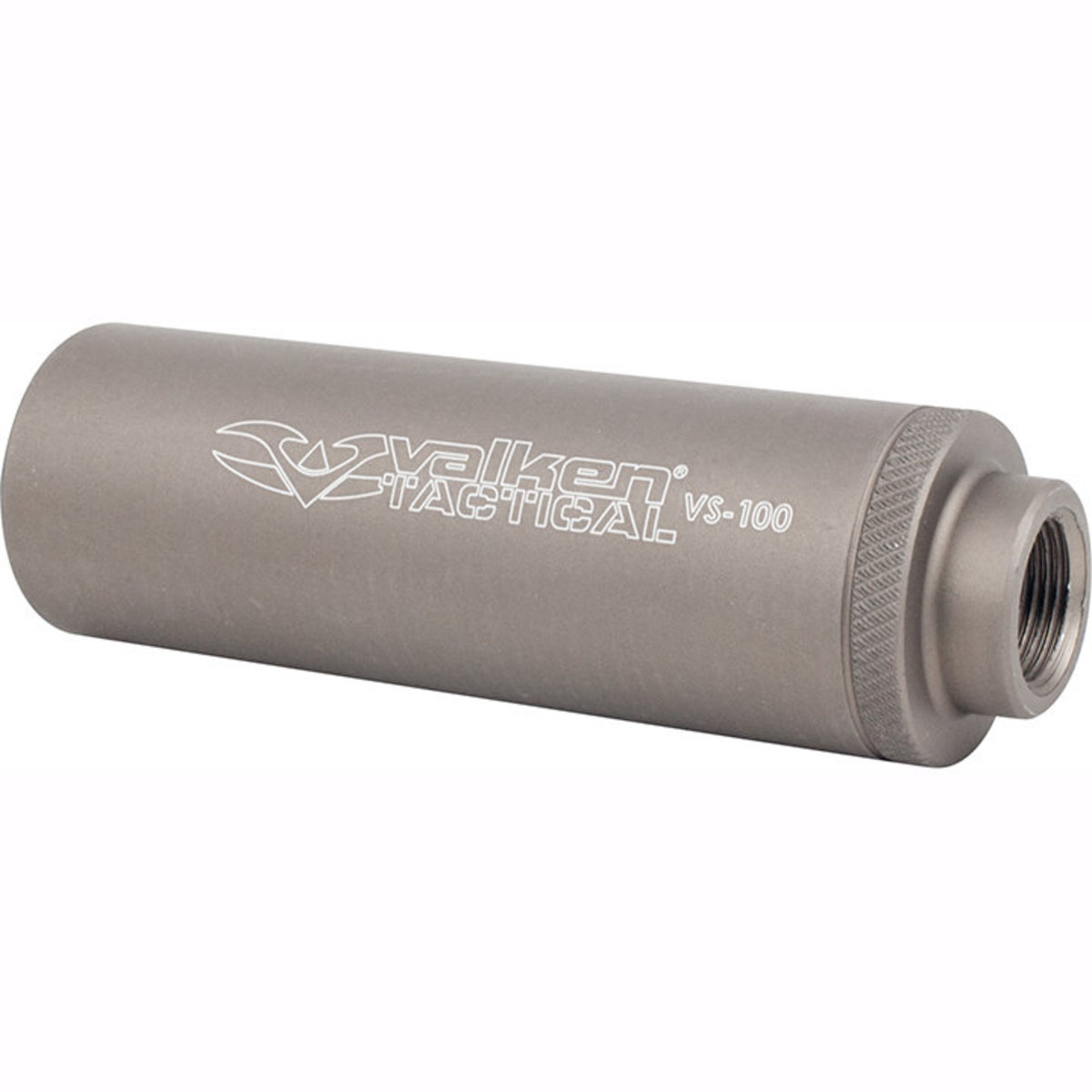 View larger image of Valken Airsoft Mock Suppressor (14mm CW)