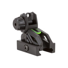 Valken High-Vis Polymer Folding Rear Sight