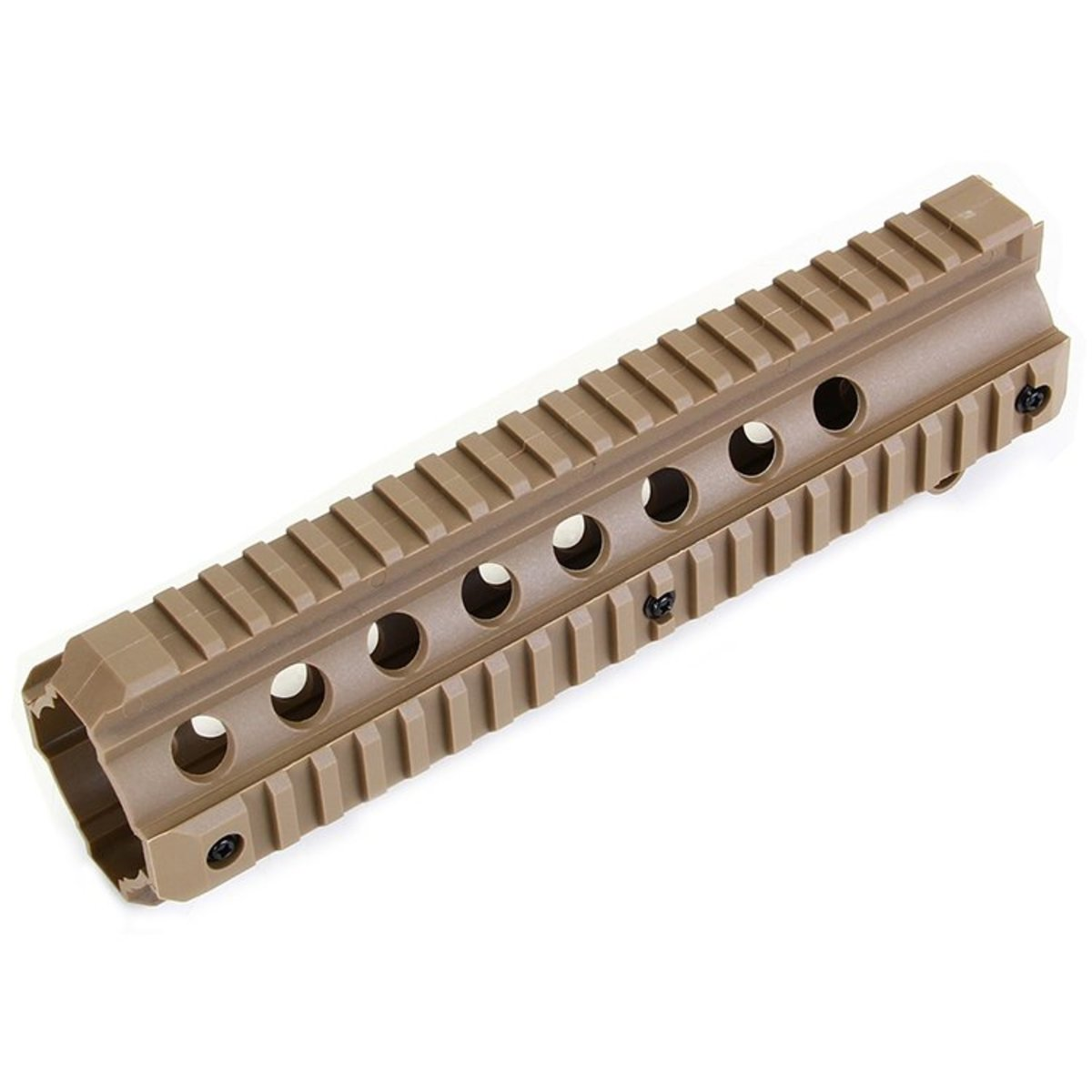 "View larger image of Valken 9"" Quad Rail Nylon Fiber Handguard for MOD-M / MOD-L Series Airsoft AEGs"