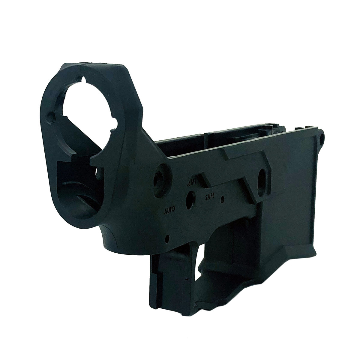 View larger image of Valken Billet Style Nylon Fiber Lower Receiver for ASL+ Series Airsoft AEGs