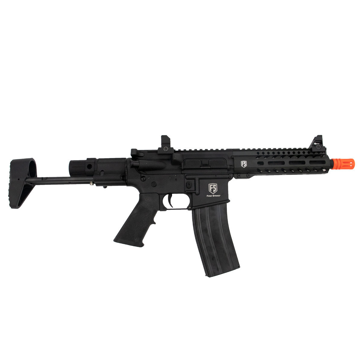 View larger image of First Strike T15A1 PDW HPA Powered Airsoft Rifle