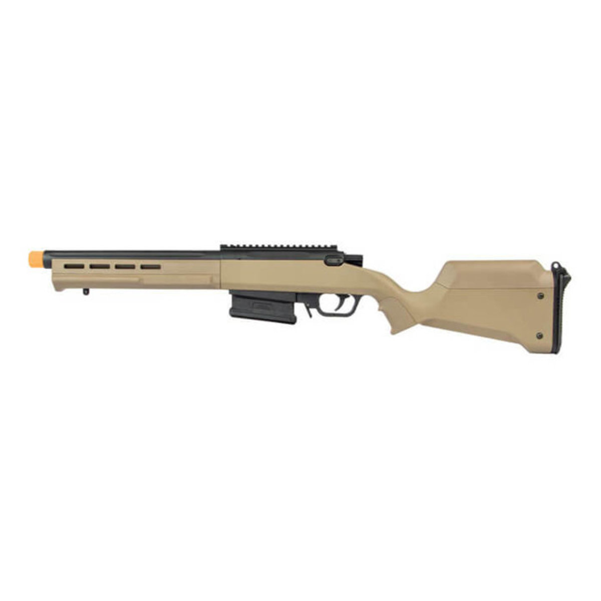 View larger image of Ares Amoeba Gen2 Striker Airsoft Scout Rifle AS-02