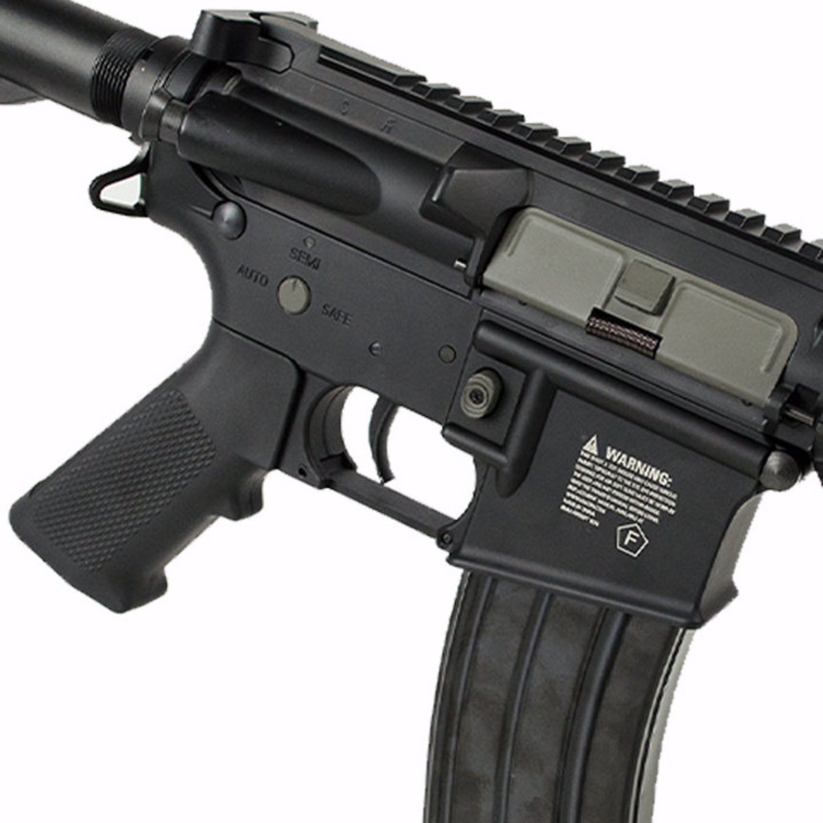 View larger image of Valken Alloy MK II Full Metal AEG Rifle