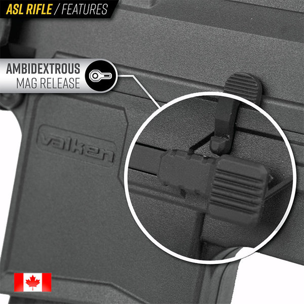 View larger image of Valken CDN ASL+ Kilo45 AEG Rifle