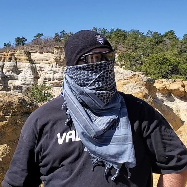 View larger image of Valken Shemagh Face Wrap