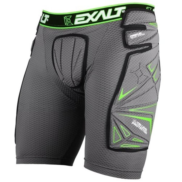 View larger image of Exalt FreeFlex Paintball Slide Shorts