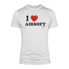 "Valken ""I Love Airsoft"" T-Shirt"
