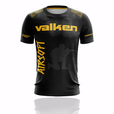 Valken Airsoft Tech T-Shirt - Yellow