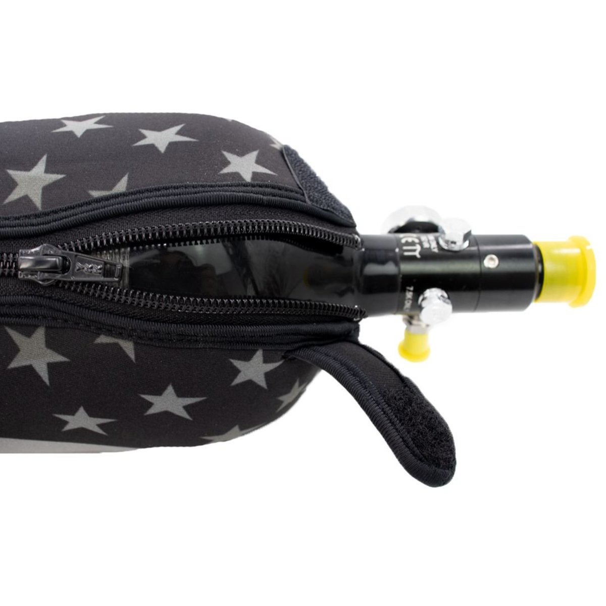 View larger image of Valken Fate GFX Tank Cover - Merica Silver